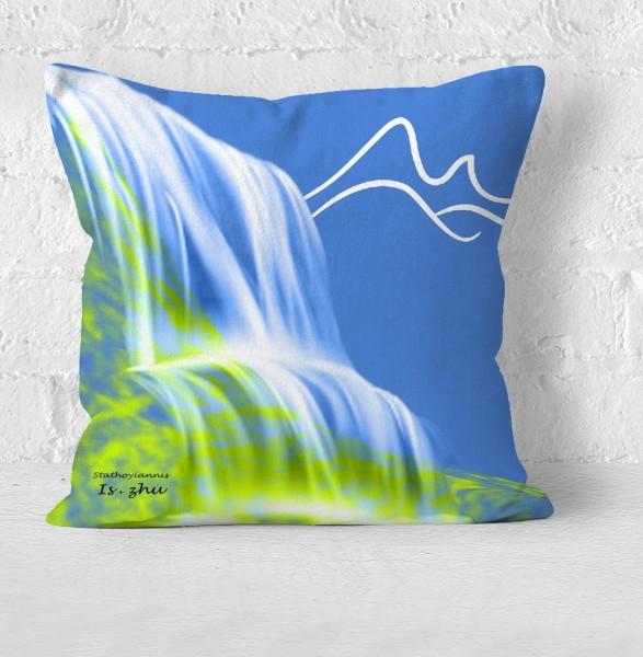 133. Waterfall nature